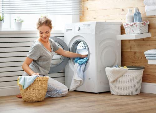 定期清洗洗衣機